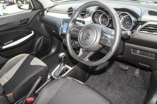 2020 Suzuki Swift AZ Series II GL Navigator Burn Red 1 Speed Constant Variable Hatchback