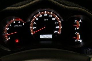 2013 Toyota Hilux KUN26R MY12 SR5 (4x4) White 5 Speed Manual Dual Cab Pick-up