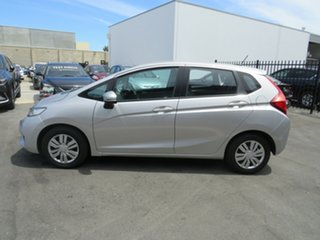 2016 Honda Jazz GF MY16 VTi Silver 5 Speed Manual Hatchback