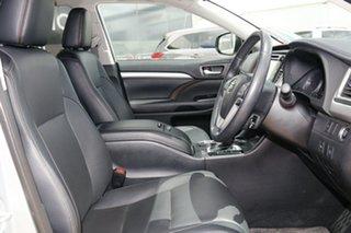 2018 Toyota Kluger GSU55R GXL AWD Silver 8 Speed Automatic Wagon