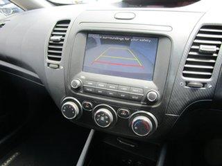 2016 Kia Cerato YD MY16 S Premium Red 6 Speed Sports Automatic Hatchback