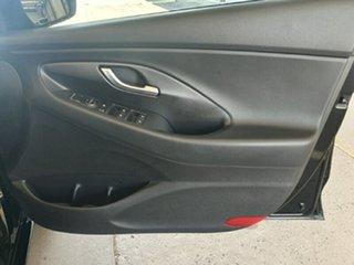 2018 Hyundai i30 PD MY18 Active Phantom Black 6 Speed Sports Automatic Hatchback