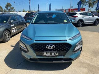 2020 Hyundai Kona OS.3 MY20 Active 2WD Ceramic Blue 6 Speed Sports Automatic Wagon