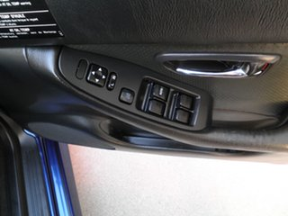 2003 Subaru Liberty B3 MY03 RX AWD Special Edition Alba Blue Metallic 4 Speed Automatic Wagon