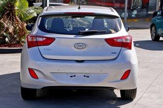 2014 Hyundai i30 GD SE Silver 6 Speed Automatic Hatchback