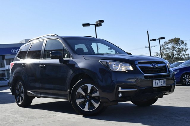 Used Subaru Forester S4 MY17 2.0D-L CVT AWD Ferntree Gully, 2017 Subaru Forester S4 MY17 2.0D-L CVT AWD Grey 7 Speed Constant Variable Wagon