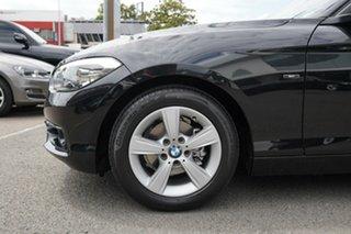 2015 BMW 118i F20 MY15 Sport Line Black Sapphire 8 Speed Automatic Hatchback.