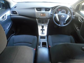2013 Nissan Pulsar B17 ST-L White 1 Speed Constant Variable Sedan.