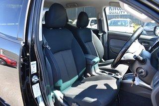 2016 Mitsubishi Triton MQ MY16 GLS Double Cab Black 5 Speed Sports Automatic Utility.