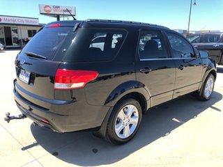 2012 Ford Territory SZ TX Seq Sport Shift Black 6 Speed Sports Automatic Wagon.