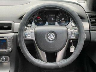2008 Holden Caprice WM Silver 6 Speed Sports Automatic Sedan
