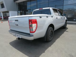 2013 Ford Ranger PX XL Silver 5 Speed Manual Utility