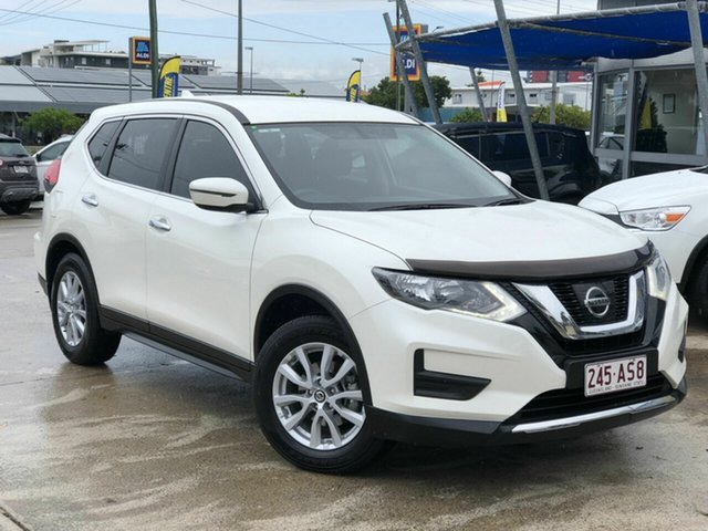 Used Nissan X-Trail T32 Series II ST X-tronic 2WD Chermside, 2017 Nissan X-Trail T32 Series II ST X-tronic 2WD White 7 Speed Constant Variable Wagon