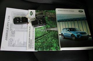 2018 Land Rover Range Rover Evoque L551 MY20 SE Black 9 Speed Sports Automatic Wagon.
