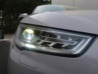 2017 Audi A1 8X MY17 Sport Sportback S Tronic White 7 Speed Sports Automatic Dual Clutch Hatchback.