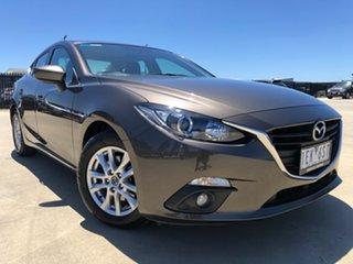 2015 Mazda 3 BM5278 Maxx SKYACTIV-Drive Titanium Flash 6 Speed Sports Automatic Sedan.
