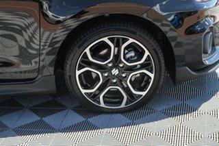 2019 Suzuki Swift AZ Sport Super Black 6 Speed Sports Automatic Hatchback