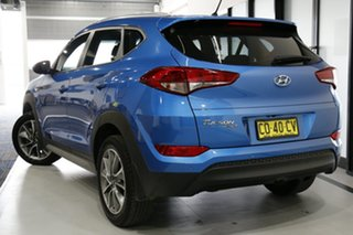 2017 Hyundai Tucson TL MY18 Active X (FWD) Ara Blue 6 Speed Automatic Wagon.