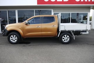 2015 Nissan Navara D23 ST Gold 7 Speed Sports Automatic Utility