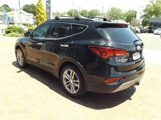 2016 Hyundai Santa Fe DM3 MY17 Highlander Black 6 Speed Sports Automatic Wagon