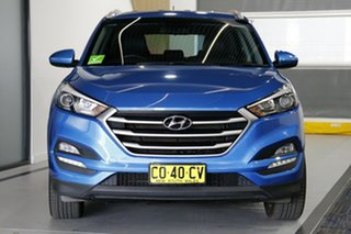 2017 Hyundai Tucson TL MY18 Active X (FWD) Ara Blue 6 Speed Automatic Wagon