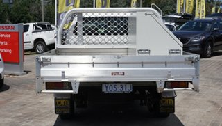 2008 Toyota Hilux GGN15R MY08 SR 4x2 White 5 Speed Manual Utility