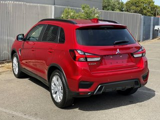 2020 Mitsubishi ASX XD MY21 LS 2WD Red Diamond 1 Speed Constant Variable Wagon.