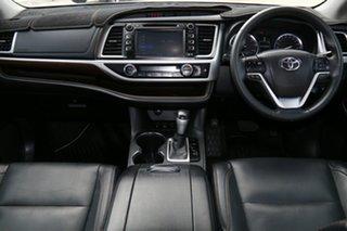 2016 Toyota Kluger GSU55R Grande AWD Predawn Grey 6 Speed Automatic Wagon