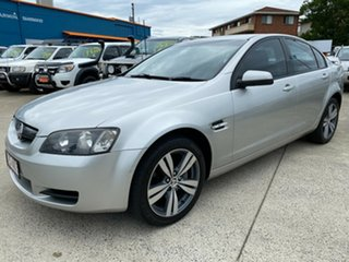 2006 Holden Commodore VE V Silver 4 Speed Automatic Sedan.
