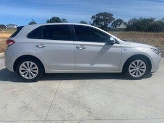 2017 Hyundai i30 PD MY18 Go Silver 6 Speed Sports Automatic Hatchback