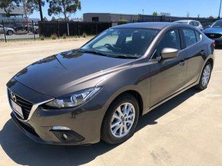 2015 Mazda 3 BM5278 Maxx SKYACTIV-Drive Titanium Flash 6 Speed Sports Automatic Sedan