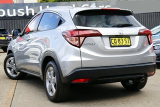 2015 Honda HR-V MY15 VTi-S Silver 1 Speed Constant Variable Hatchback.