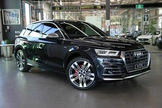 2018 Audi SQ5 FY MY18 Tiptronic Quattro Blue 8 Speed Sports Automatic Wagon.