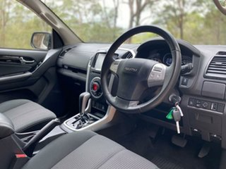 2019 Isuzu MU-X MY19 LS-U Rev-Tronic 4x2 Splash White 6 Speed Sports Automatic Wagon