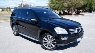 2009 Mercedes-Benz GL-Class X164 MY09 GL320 CDI Black 7 Speed Sports Automatic Wagon.