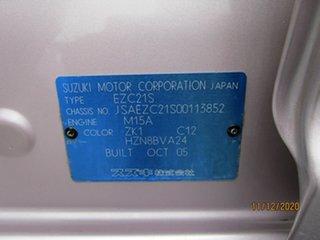 2005 Suzuki Swift EZ Purple 4 Speed Automatic Hatchback