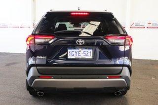 Toyota RAV4 Saturn Blue Wagon.