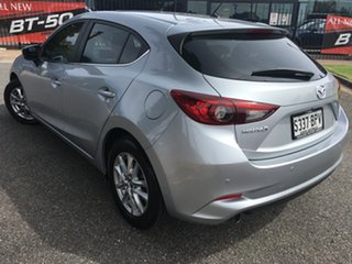 2017 Mazda 3 BN5478 Maxx SKYACTIV-Drive Billet Silver 6 Speed Sports Automatic Hatchback