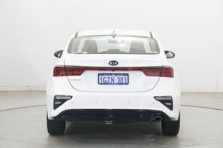 2020 Kia Cerato BD MY20 S Clear White 6 Speed Sports Automatic Sedan