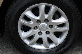 2008 Kia Grand Carnival VQ MY07 EX Gold 5 Speed Sports Automatic Wagon