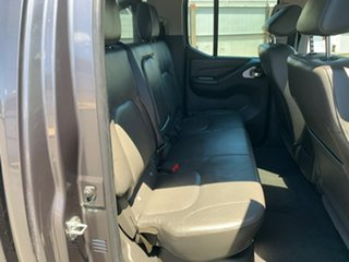 2014 Nissan Navara D40 S6 MY12 ST Grey 6 Speed Manual Utility