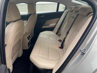 2016 Jaguar XE X760 MY16 Prestige Silver 8 Speed Sports Automatic Sedan
