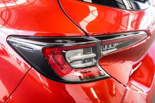 2019 Toyota Corolla Mzea12R SX Volcanic Red 10 Speed Constant Variable Hatchback