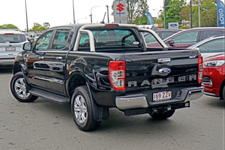 2020 Ford Ranger PX MkIII 2020.25MY XLT Absolute Black 10 Speed Sports Automatic Double Cab Pick Up.