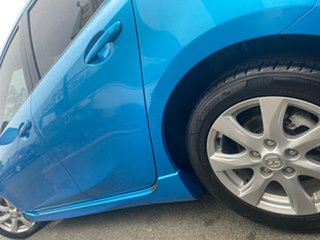 2010 Mazda 3 BL10F1 Maxx Activematic Sport Blue 5 Speed Sports Automatic Hatchback