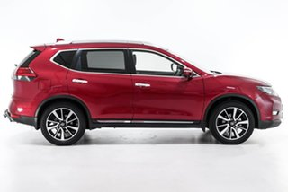 2018 Nissan X-Trail T32 Series II Ti X-tronic 4WD Red 7 Speed Constant Variable Wagon