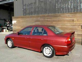 2000 Mitsubishi Lancer CE2 VR-X GLi Red 5 Speed Manual Sedan