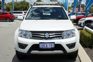 2016 Suzuki Grand Vitara JB Navigator White 5 Speed Manual Hardtop