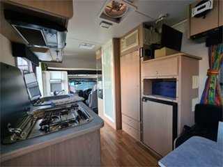 2004 Ford Transit White Motor Home