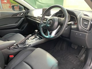 2015 Mazda 3 BM5478 Maxx SKYACTIV-Drive Grey/charcoal Cloth 6 Speed Sports Automatic Hatchback